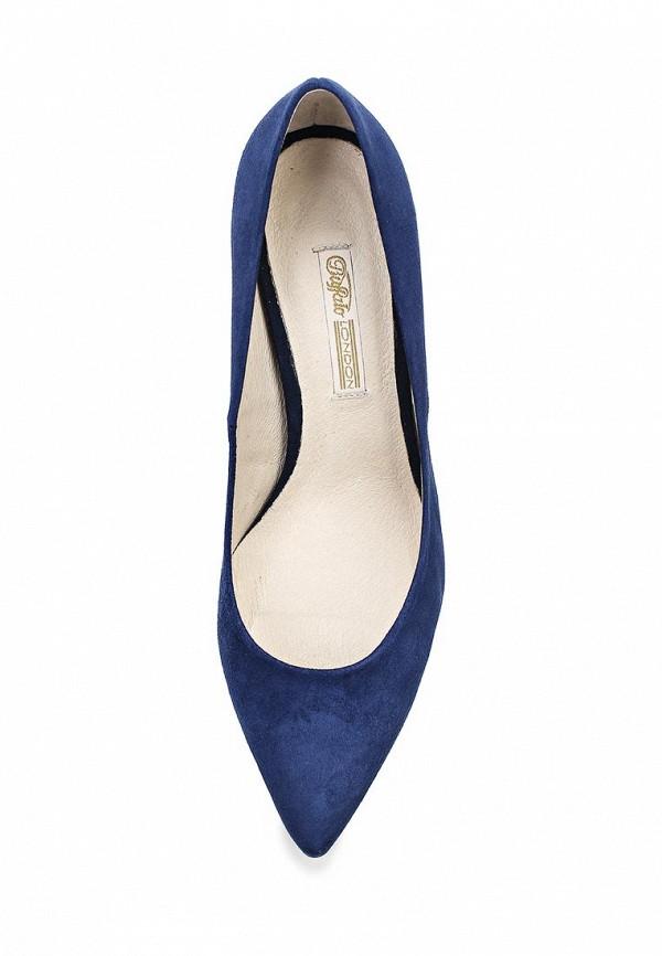 Туфли на каблуке Buffalo London 11325-281: изображение 4