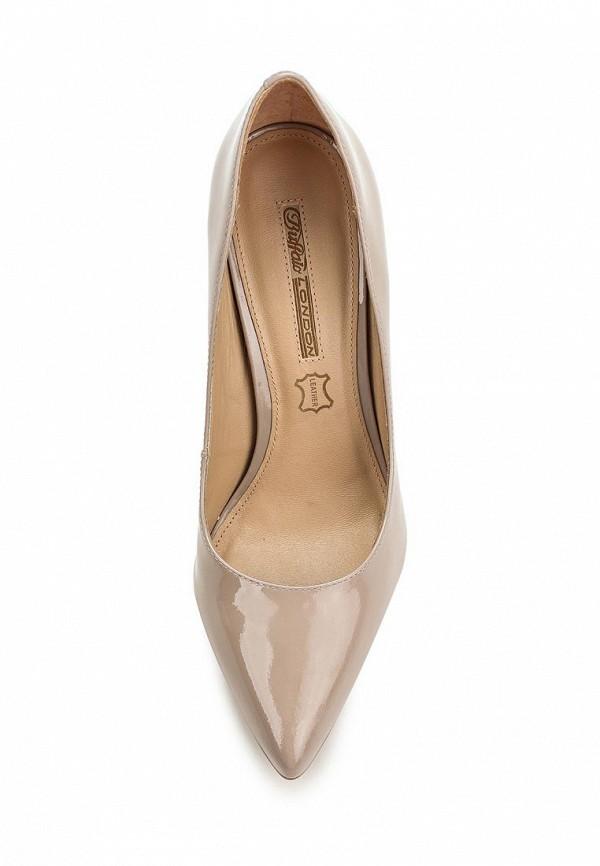 Туфли на каблуке Buffalo London ZS 3243-13: изображение 4