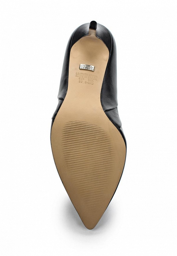Туфли на каблуке Buffalo London ZS 4011-14: изображение 3