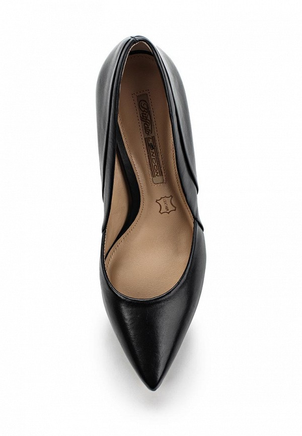 Туфли на каблуке Buffalo London ZS 4011-14: изображение 4
