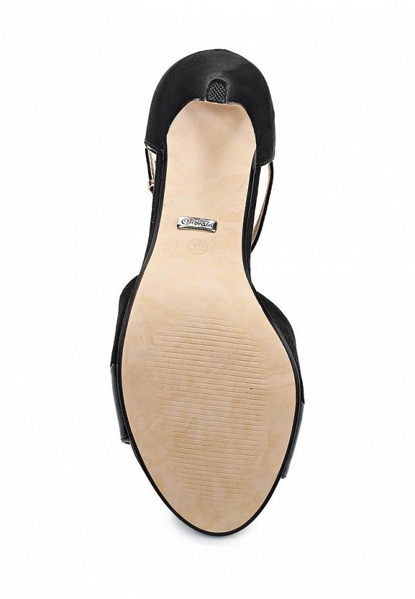 Босоножки на каблуке Buffalo London 312339: изображение 3
