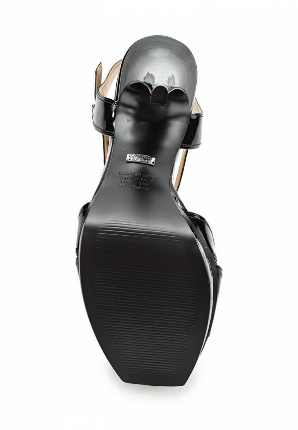 Босоножки на каблуке Buffalo London 081X-026: изображение 3