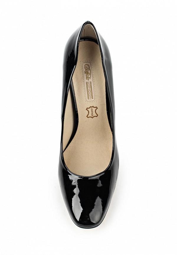 Туфли на каблуке Buffalo London 12151-303: изображение 4