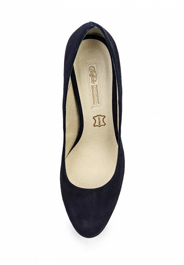Туфли на каблуке Buffalo London 10039-299: изображение 4