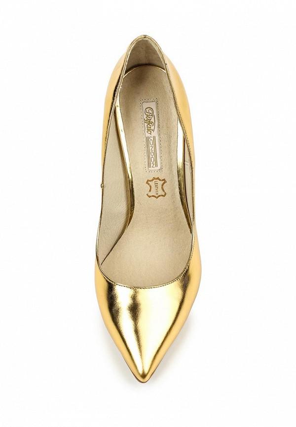 Туфли на каблуке Buffalo London 11335X-269: изображение 4