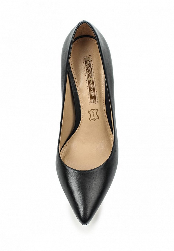 Туфли на каблуке Buffalo London ZS 1969L: изображение 4