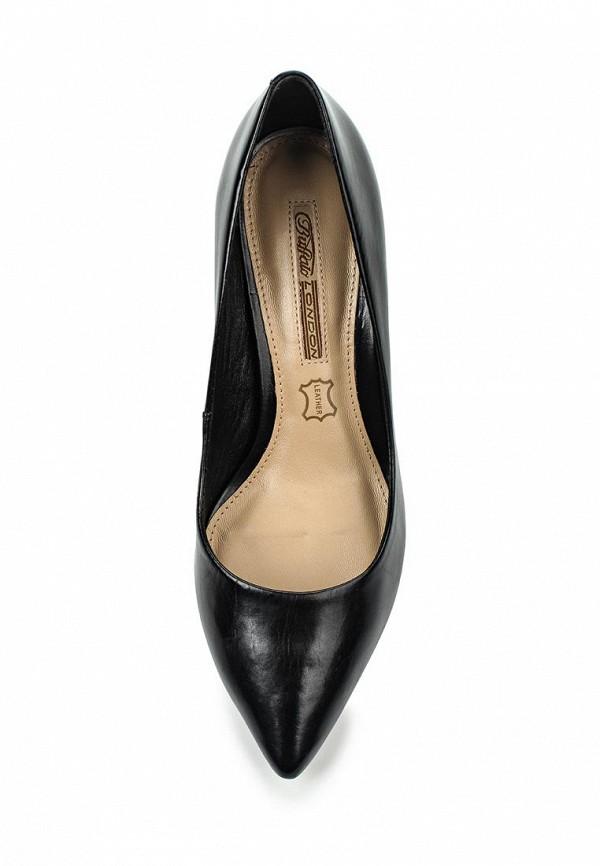 Туфли на каблуке Buffalo London ZS 4982-15: изображение 4