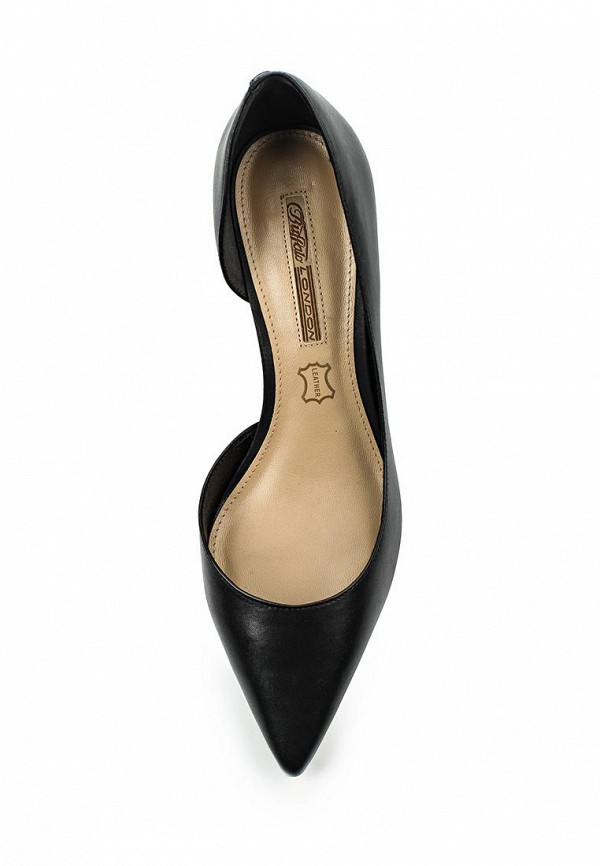 Туфли на каблуке Buffalo London ZS 5296-15: изображение 4