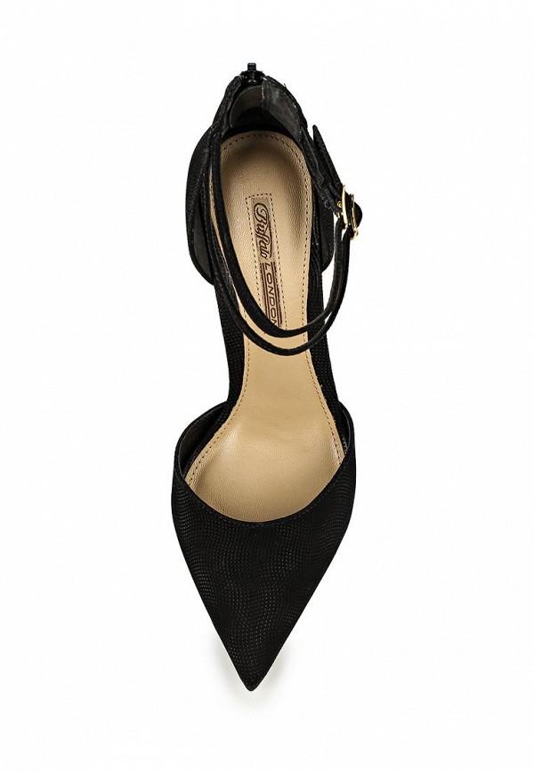 Туфли на каблуке Buffalo London ZS 5298-15: изображение 4