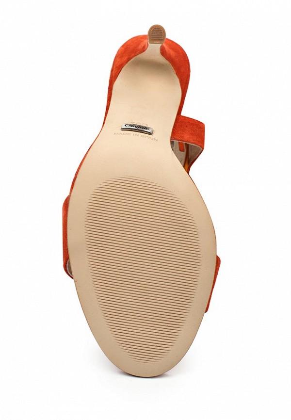 Босоножки на каблуке Buffalo London 12374-331: изображение 3
