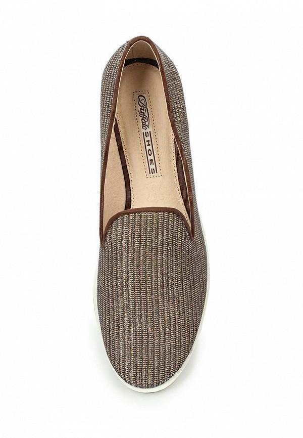 Туфли на плоской подошве Buffalo London 15BU0091: изображение 4