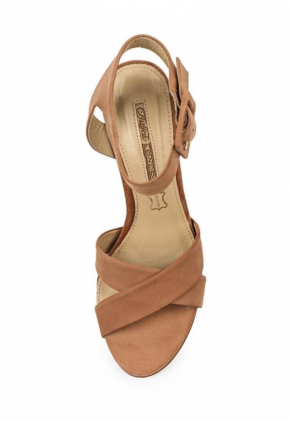Босоножки на каблуке Buffalo London ZS 3085: изображение 4