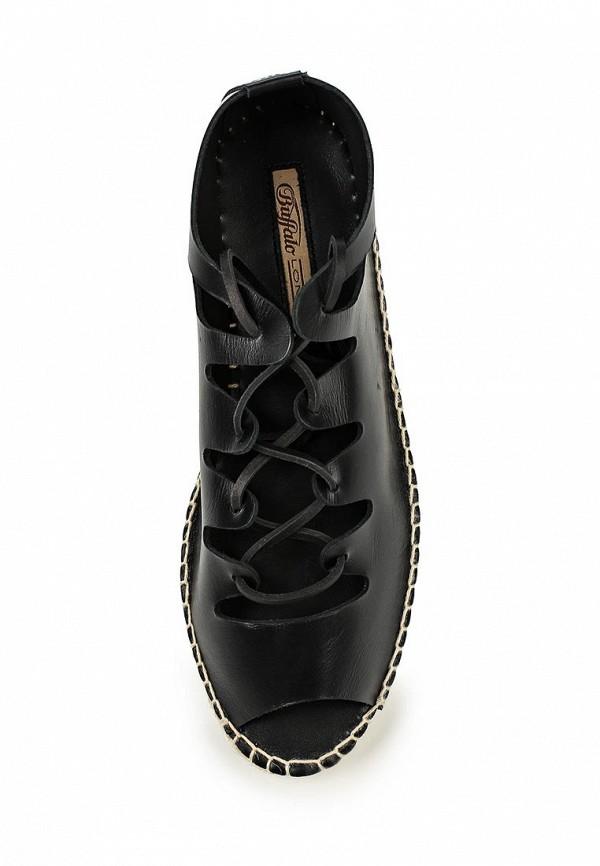 Туфли на плоской подошве Buffalo London 1725-YU: изображение 4