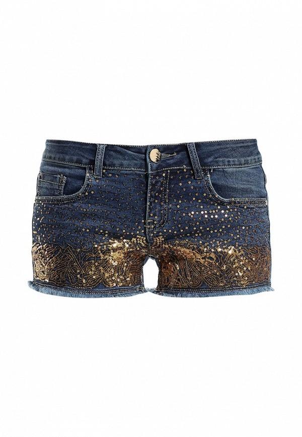 Женские джинсовые шорты By Swan BY060S: изображение 1