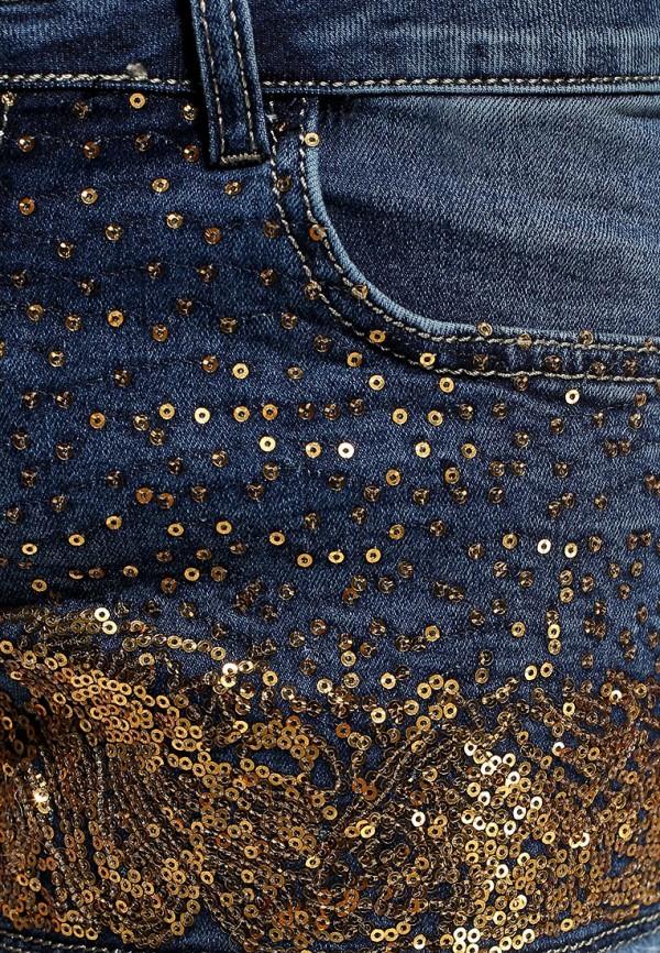 Женские джинсовые шорты By Swan BY060S: изображение 2
