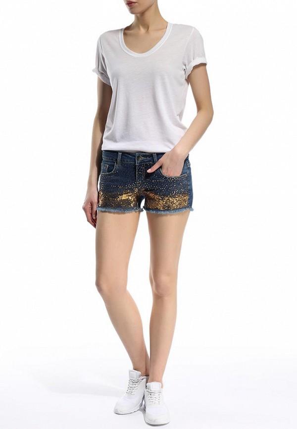 Женские джинсовые шорты By Swan BY060S: изображение 3