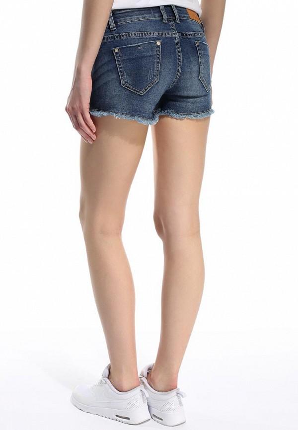 Женские джинсовые шорты By Swan BY060S: изображение 4