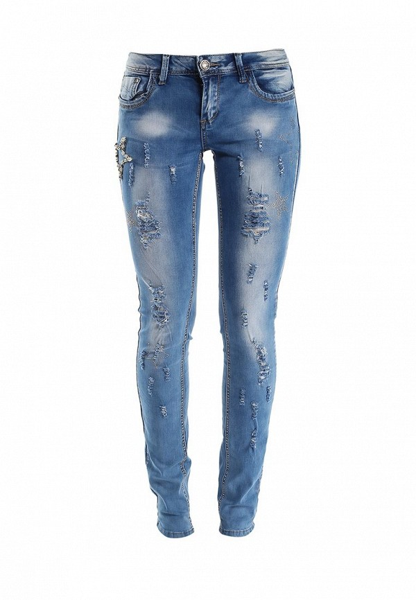 Зауженные джинсы By Swan U7025: изображение 1