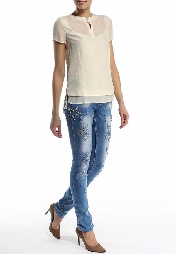 Зауженные джинсы By Swan U7025: изображение 3