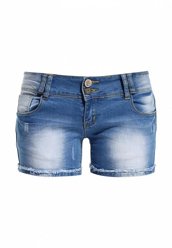 Женские джинсовые шорты By Swan 1057: изображение 1