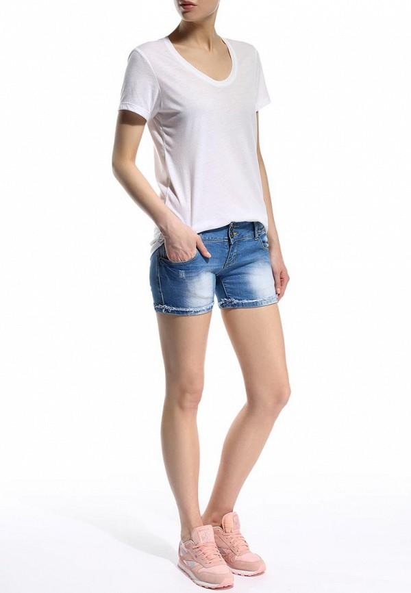 Женские джинсовые шорты By Swan 1057: изображение 3