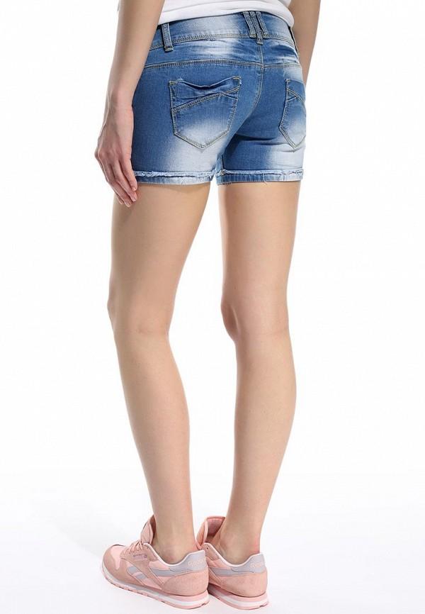 Женские джинсовые шорты By Swan 1057: изображение 4