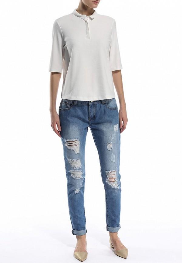 Зауженные джинсы By Swan 2023: изображение 3