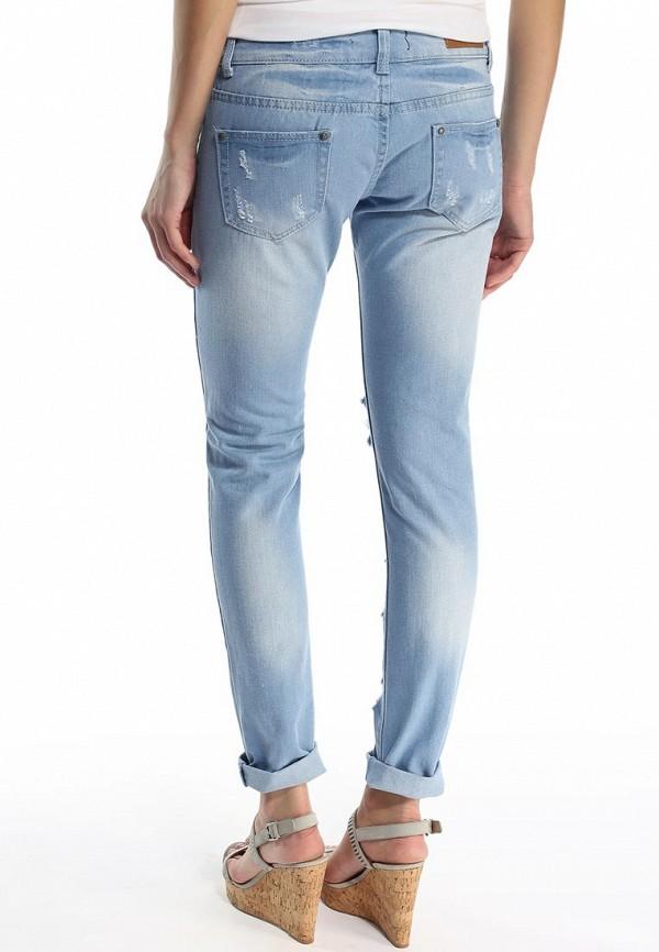 Зауженные джинсы By Swan 2025: изображение 4