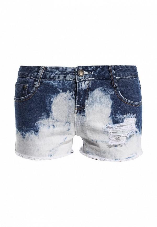 Женские джинсовые шорты By Swan 2026: изображение 1