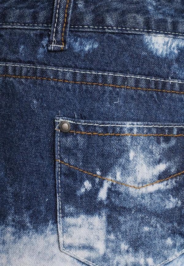 Женские джинсовые шорты By Swan 2026: изображение 2