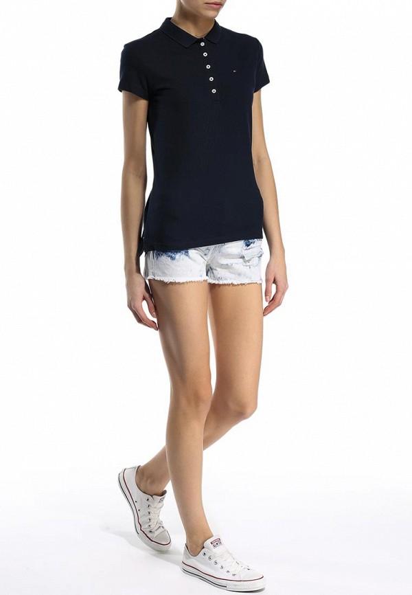Женские джинсовые шорты By Swan 2026: изображение 3