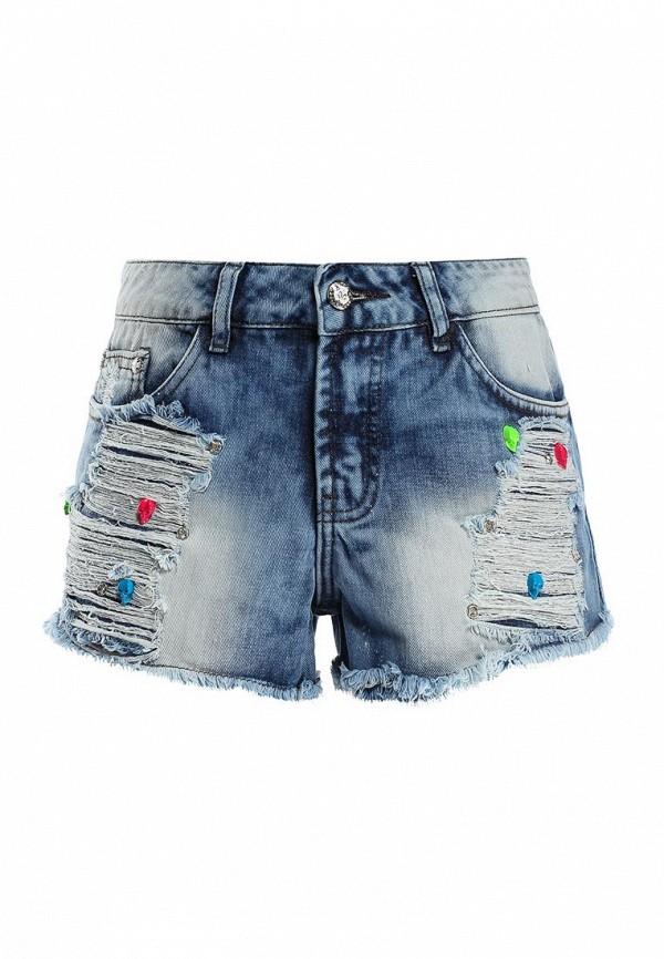 Женские джинсовые шорты By Swan U7005: изображение 1