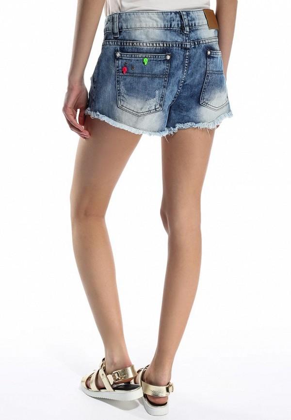 Женские джинсовые шорты By Swan U7005: изображение 4