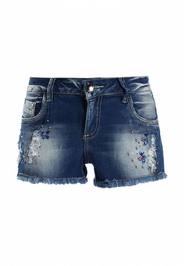 Женские джинсовые шорты By Swan U7003: изображение 1