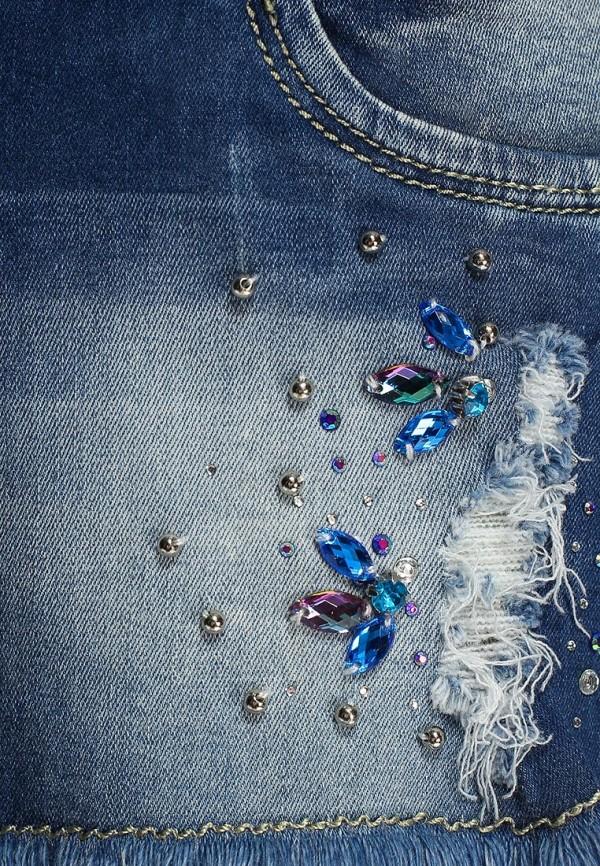Женские джинсовые шорты By Swan U7003: изображение 2