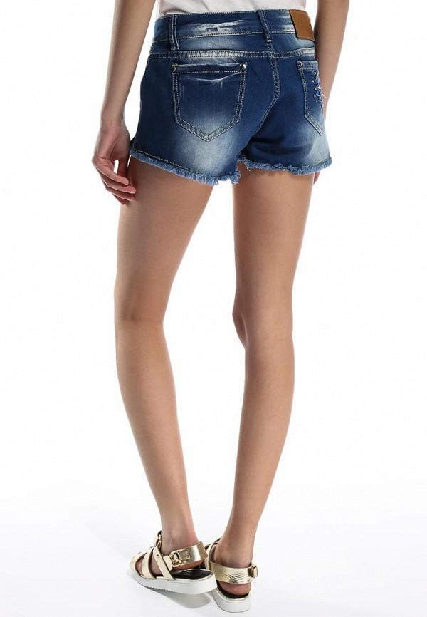 Женские джинсовые шорты By Swan U7003: изображение 4