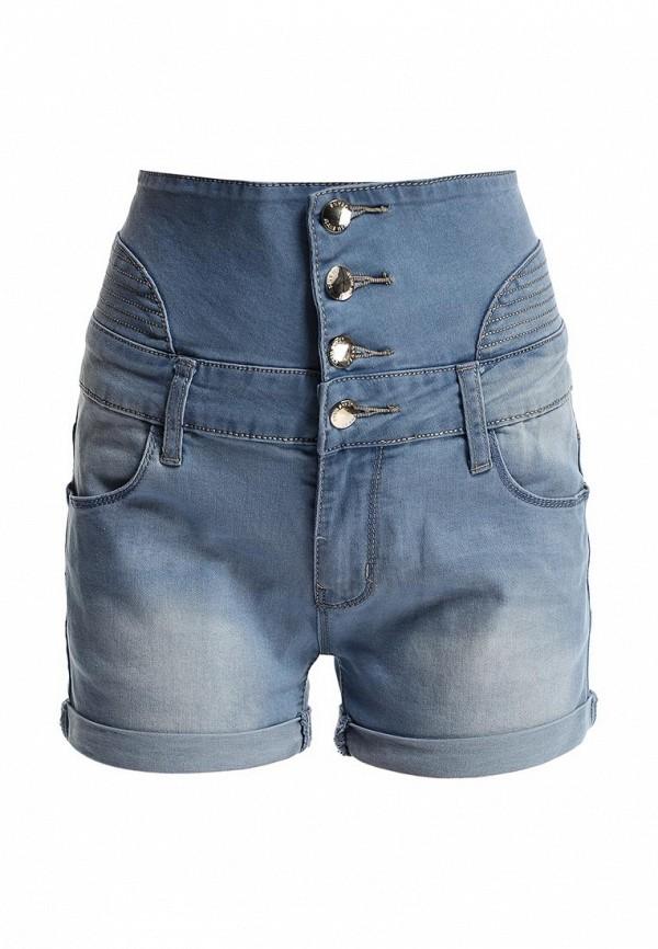 Женские джинсовые шорты By Swan 5071: изображение 1