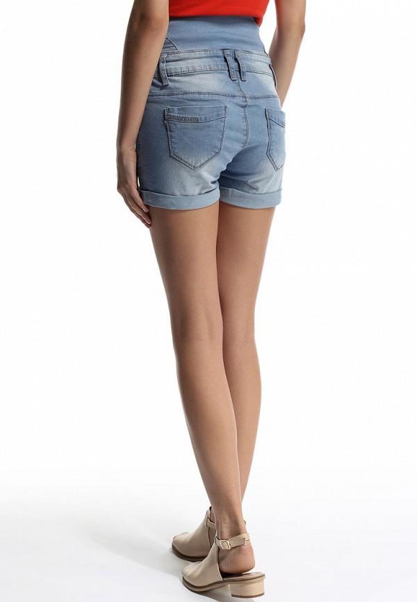 Женские джинсовые шорты By Swan 5071: изображение 4