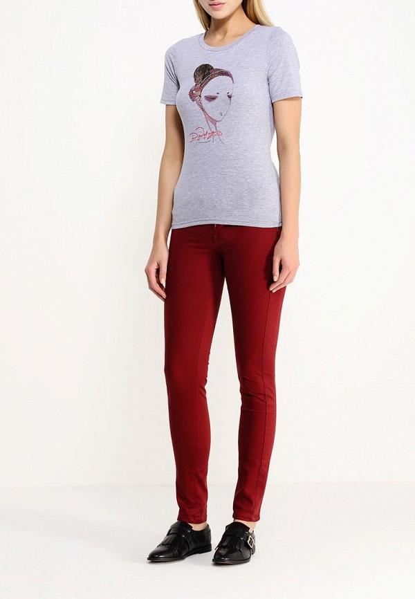 Женские зауженные брюки By Swan 9093: изображение 2