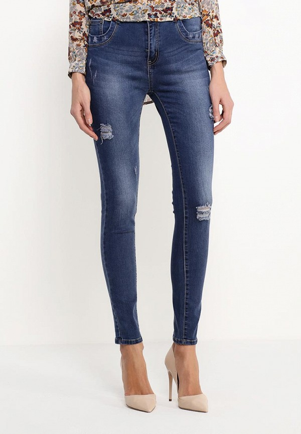 Зауженные джинсы By Swan 5084: изображение 7