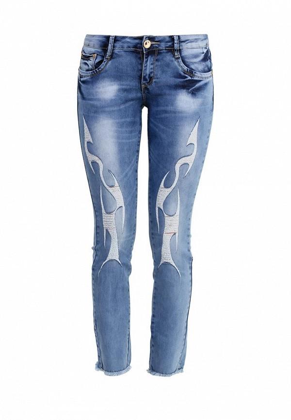 Зауженные джинсы By Swan U7023