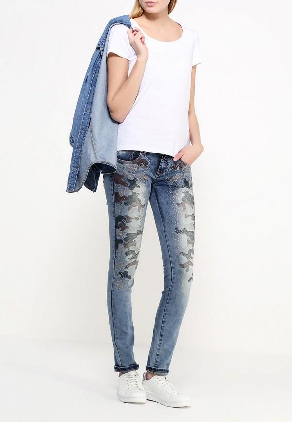 Зауженные джинсы By Swan U7011: изображение 2