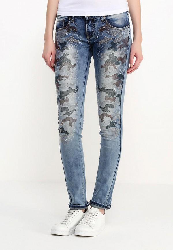 Зауженные джинсы By Swan U7011: изображение 3