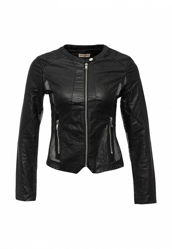 Кожаная куртка By Swan 9341