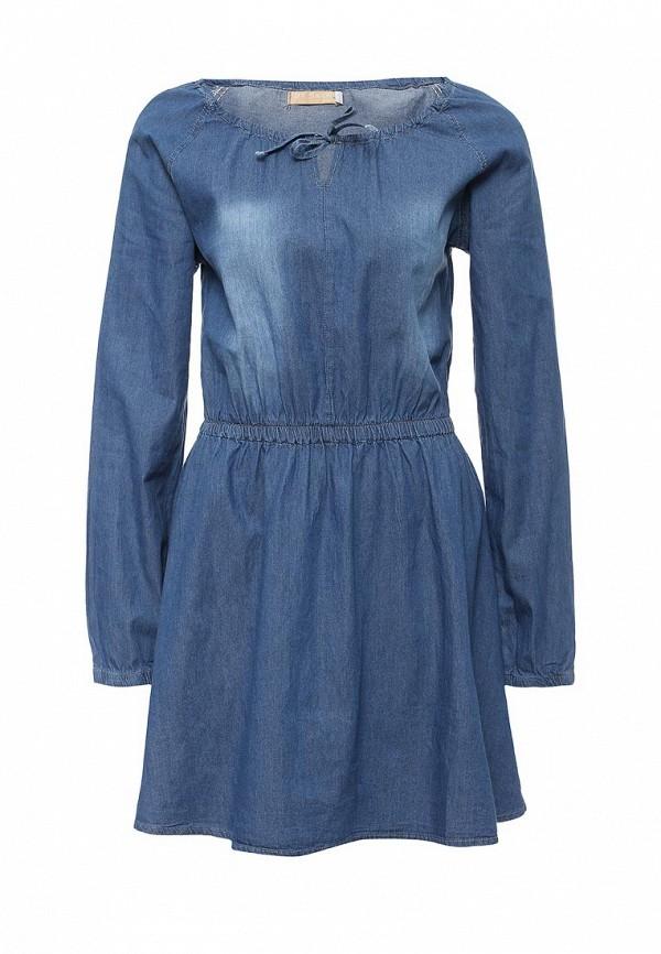 Платье-миди By Swan L617: изображение 1
