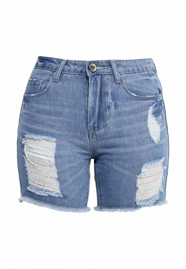 Женские джинсовые шорты By Swan 5107: изображение 1