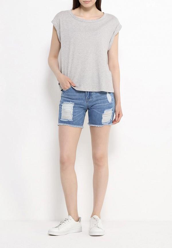 Женские джинсовые шорты By Swan 5107: изображение 2