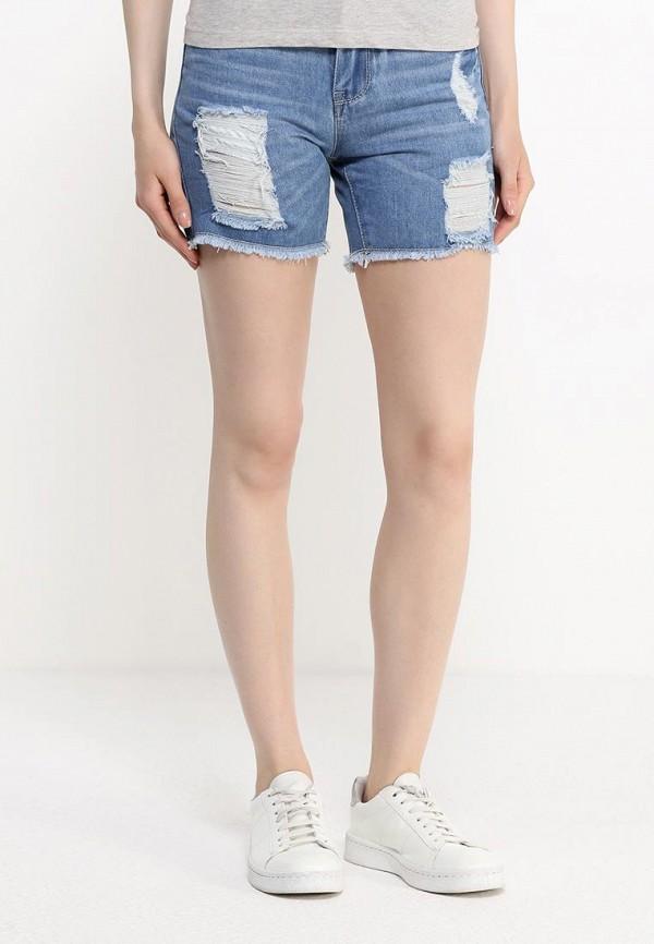 Женские джинсовые шорты By Swan 5107: изображение 3