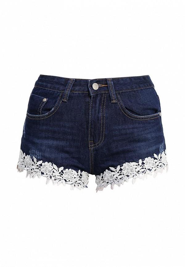 Женские джинсовые шорты By Swan 5110: изображение 1