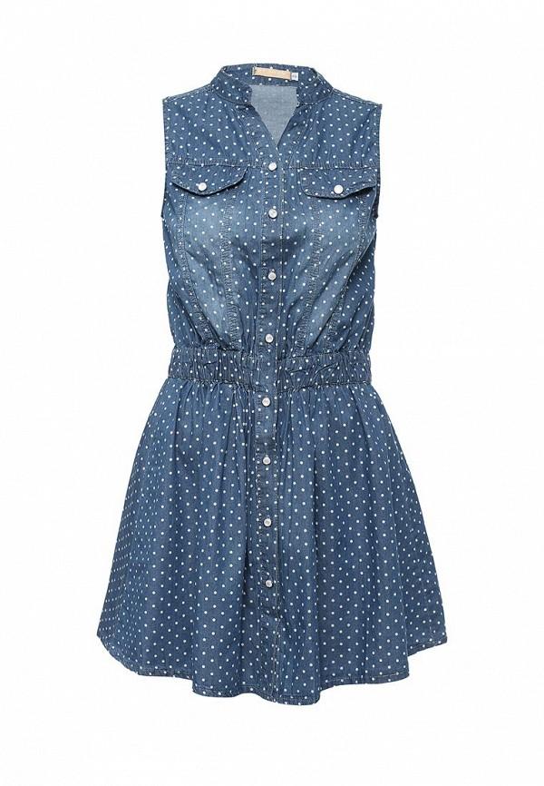 Платье-миди By Swan L616: изображение 1